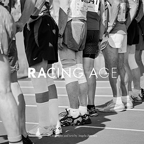 Racing Age: Masters track & field athletes redefining the limits of age one jump, throw, and race at a time. by Angela Jimenez Photography