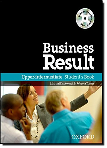 Business Result. Upper-Intermediate. Student's Pack: Student's Book and Multi-CD-ROM