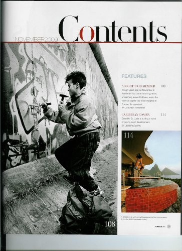 Forbes Life * 20 Years After the Fall * Doing Business in Kabul November 2009