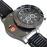 The Perpetual Spark Watch - The Best Windproof Lighter Hidden Inside A Men's Wrist Watch