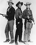 Rio Bravo Featuring John Wayne, Dean Martin, Ricky Nelson 11x14 Promotional Photograph