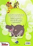 LA GUARDIA DEL LEON. 1000 STICKERS (L.ACTIV.CON PEGATINAS)
