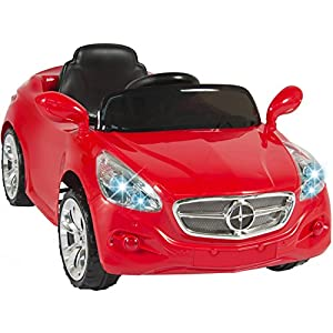 Best Choice Products 12V Ride on Car Kids RC Car Remote Control Electric Battery Power with Radio & MP3, Red