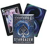 Bicycle Stargazer Poker Size Standard Index Playing Cards