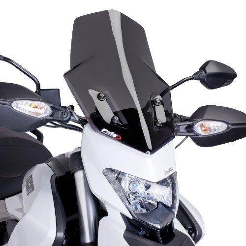 Puig 6492F Smoke Touring Shield (Honda Pan European 02-13)