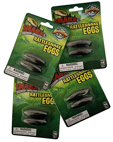 Magnetic Rattlesnake Eggs Great Party Hand Out Rattle Snakes (12)