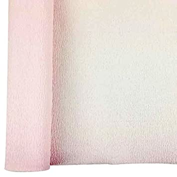 Just Artifacts Premium Crepe Paper Roll - 8ft Length/20in Width (Color: Carnation Pink) JustArtifacts.Net COMINHKPR109149
