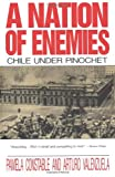 Front cover for the book A Nation of Enemies: Chile Under Pinochet by Pamela Constable