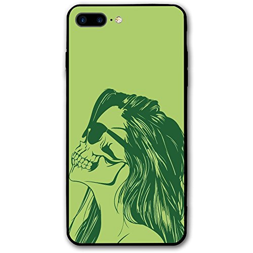 Skeleton Woman With Sunglasses Iphone8 Plus Case Mobile Phone Protection Shell Unique Design Anti-skid Function Slim Fit Iphone8 Plus 5.5 Inch - Online Buy Sunglasses Amazon