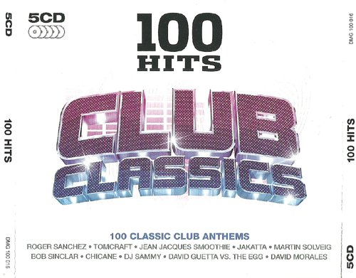 All Time Club Music (Compilation CD, 100 - Chanel Avenues