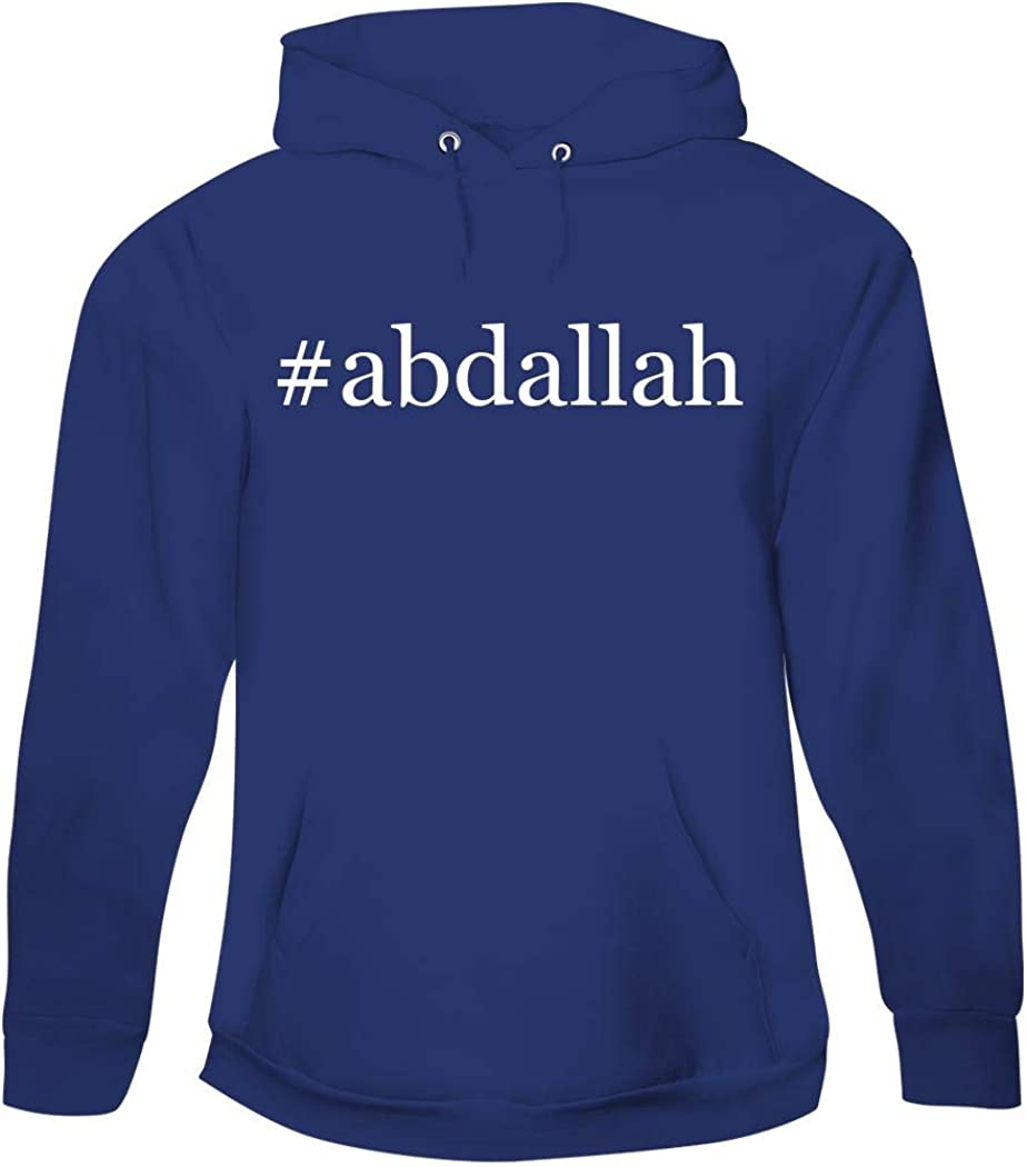 #Abdallah - Men's Hashtag Pullover Hoodie Sweatshirt 51y%2B5DRvnGL
