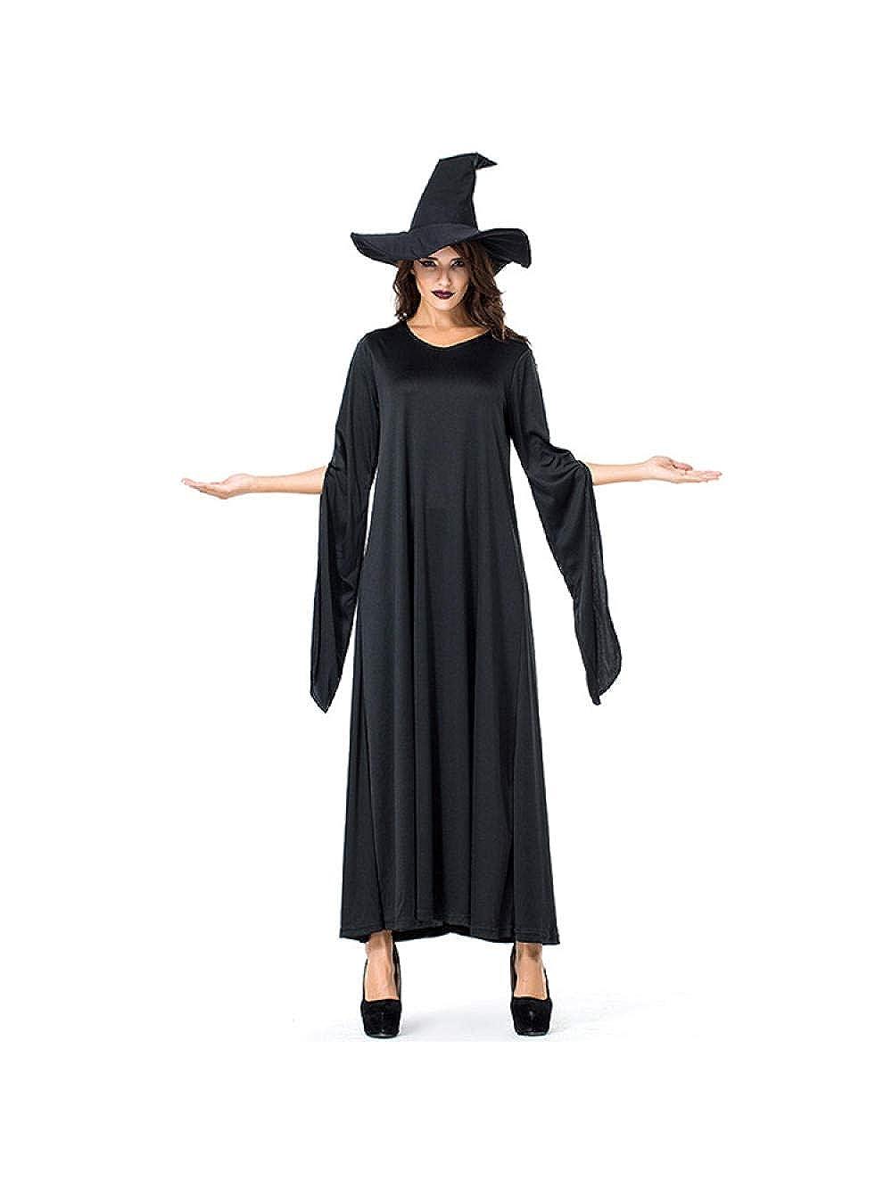Disfraz de Actriz de Halloween, Bruja mágica de la Luna Europa y ...