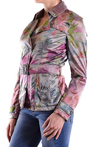 Refrigiwear Mujer MCBI254061O Gris Poliamida Trench Coat