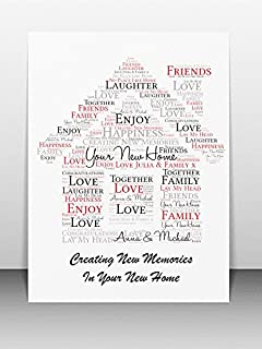 New home card congratulations celebrate couple him her moving house personalised new home greeting card details required m4hsunfo