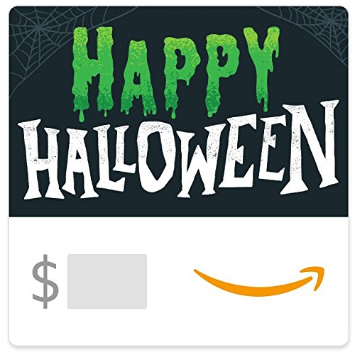 Amazon eGift Card - Creepy Halloween]()