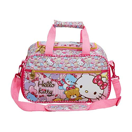 MINI SACOLA HELLO KITTY TINY BEARS - 7867 - ARTIGO ESCOLAR