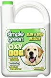 SIMPLE GREEN 432106 Oxy Stain and Odor Oxidizer Gal Refill for Dog