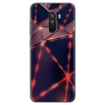Amazon.com: KCHHA Phone case for Xiaomi F1 Case Silicone ...