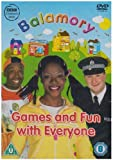 Balamory - Games And Fun For Everyone [DVD]
