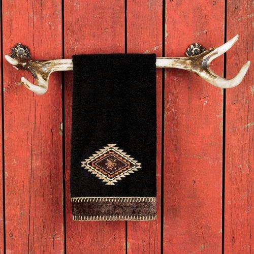 Antler Towel Rack - Towel Bar Deer