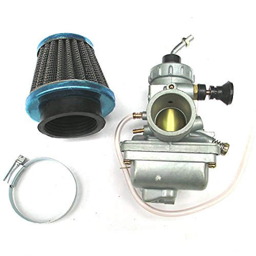 New Carburetor for Yamaha Blaster 200 YFS200 1988-2006, with Air Filter by Amhousejoy