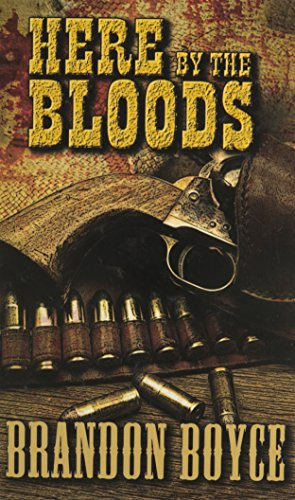 book cover of Here By the Bloods