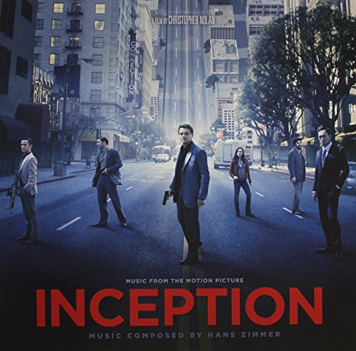 Image result for inception ost vinyl art