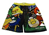 Angry Birds Space Boys Character Swim Trunks (X-Small 4/5)