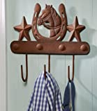 Western Horse Decorative Wall Hook