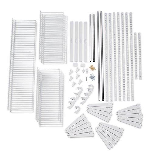 Closet Wire Shelving Parts Amazon Com