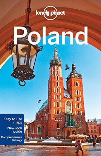 Warsaw Poland Map - 3
