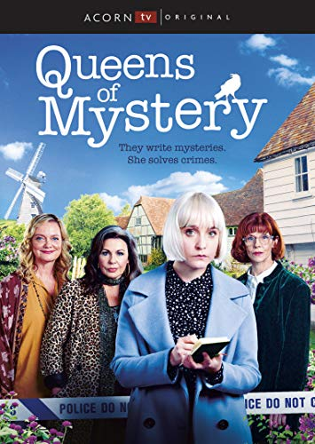 Queens of Mystery Series 1 (Dvd Season 1)