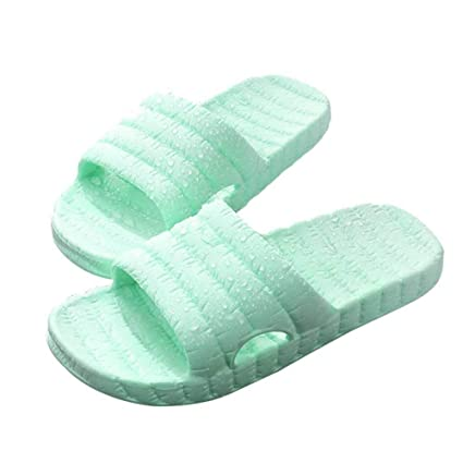 ac2dd763a MISS LI 2 Pares Chanclas Sandalias Y Zapatillas De Verano Baño Pareja  Hombre Y Mujer Hogar