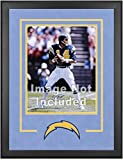 San Diego Chargers Deluxe 16x20 Vertical Photograph Frame