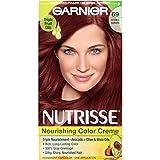 Garnier Nutrisse Haircolor, Intense Auburn [69] 1 ea (Pack of 5)