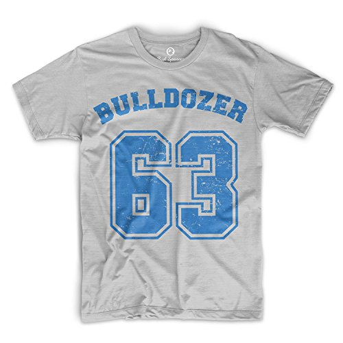 Bud Spencer - Bulldozer 63 - T-Shirt (S-XXL)