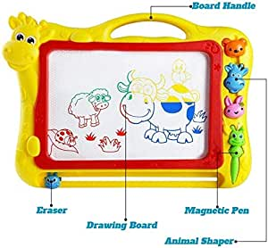Amazon.com: Doodle Writing/Drawing Board - Multi-Color