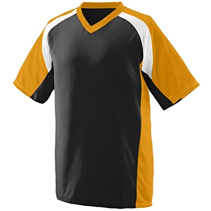 3ca5d85cbac Amazon.com   Augusta Sportswear Men s Nitro Jersey   Sports   Outdoors