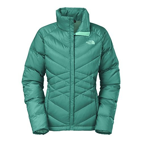 North Face Mountain Bike - The North Face Women's Aconcagua Jacket Fanfare Green X-Small