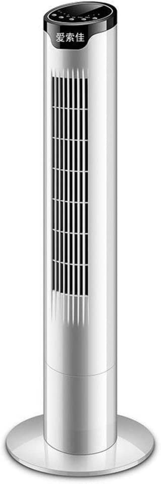 Tower Bladeless geluidsarme vloerventilator afstandsbediening met timer airconditioning ventilator- A. A A gSvRID36