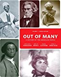 Out of Many, Volume 1 8th Edition