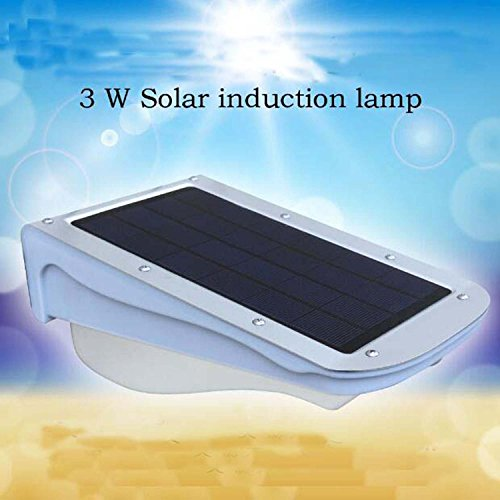 Solar Lights Landscape Garden Body Infrared Induction Sound And Light Control 38led Lamp Outdoor Wall Lamp Integrated Street Lamp ( Edition : Y3-05 )