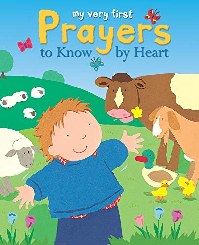 My Very First Prayers to Know by Heart