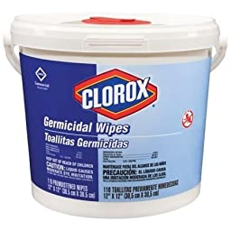 Surface Disinfectant Clorox Commercial Solutions - Item Number 30358-BX - 110 Each / Box