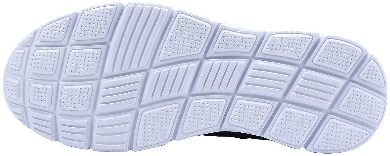Zapatos de Seguridad Hombres, LM-30 Zapatillas de Trabajo con Punta de Acero Ultra Liviano Reflectivo Transpirable (41.5 EU, Negro/Blanco): Amazon.es: ...