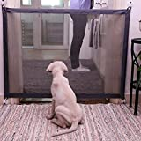 LOHUA Pet Dog Gate Net Barrier Safety Fence Playpen For Indoor Home And Office Use