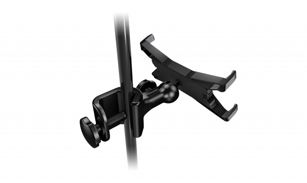 IK Multimedia iKlip Xpand universal mic stand support for iPad and tablets by IK Multimedia (Image #4)