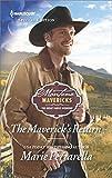 img - for The Maverick's Return (Montana Mavericks: The Great Family Roundup) book / textbook / text book