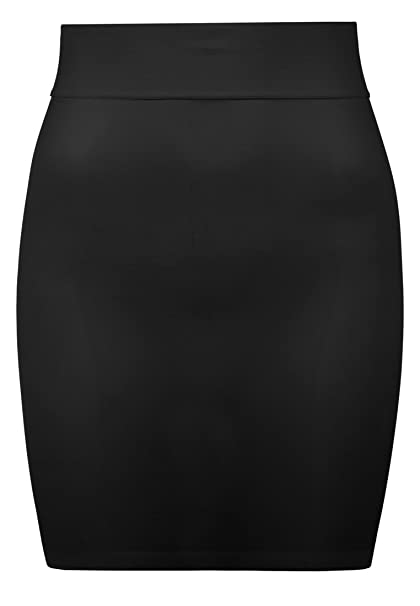 Wolford Sheer Touch Forming Skirt - Mujer negro, 34