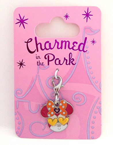 Disney Parks Charmed in the Park Minnie Mouse Sunglasses Charm Lobster - Sunglasses Lobster